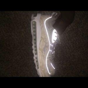 Supreme Shoes X Nike Air Max 98 Snakeskin Poshmark